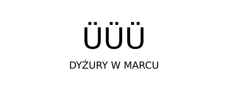 marzec_dyzury