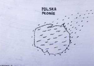 satchowski-polska-płonie